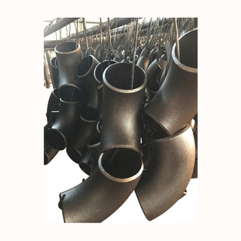 High quality custom carbon steel pipe elbow 8 inch With Trade Assurance