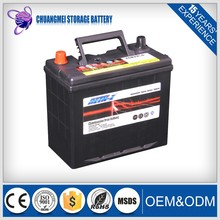TRADE ASSURANCE SUPPLIER 12v 45ah MF exide battery for car and truck