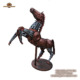 Large industrial style metal animal arts/ horse Sculpture/garden decoration