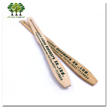 Made in China logo printed different size Wood Paint mixing Paddle/ Stick
