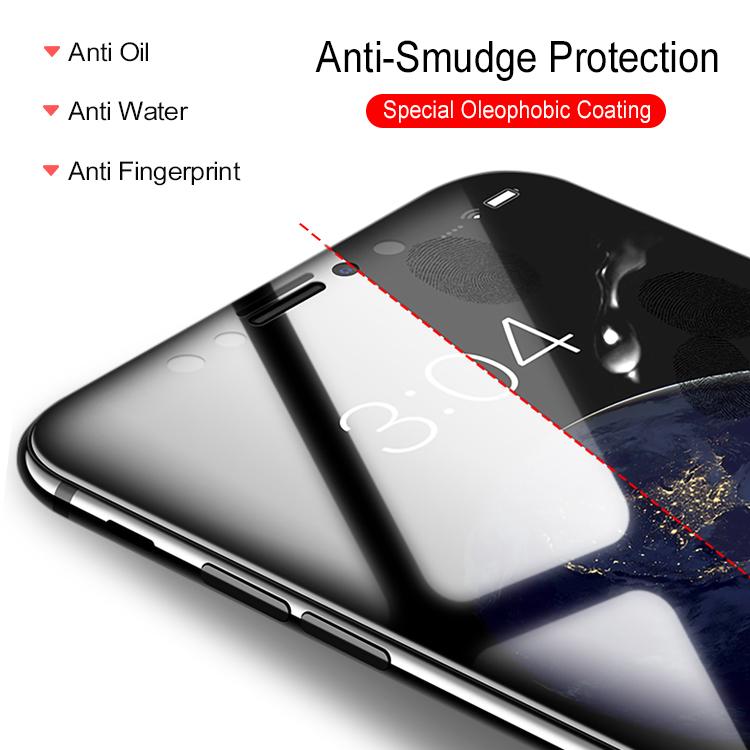 9H Nano Flexible Tempered Glass for Iphone X XS for HUAWEI P20 Pro Honor 8X Screen Vidrio Templado
