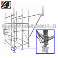 Guangzhou Suppliers of Cup Lock Scaffolding Factory for Construction Building