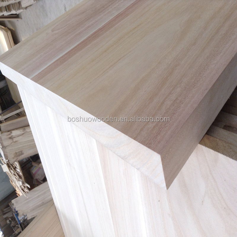Low price paulownia lumber for sale/Paulownia finger jointed board
