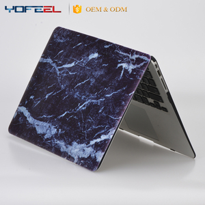 laptop notebook marble grain case cover for macbook air 13.3'' marbling water transfer printing