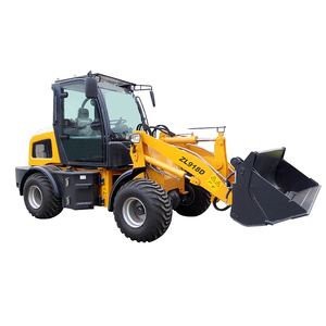 New condition construction machinery 1.5 ton mini wheel loader