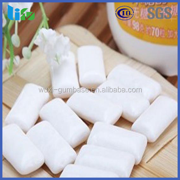 Hot sell xylitol Dragee chewing gum vitamin fruity free chewing gum
