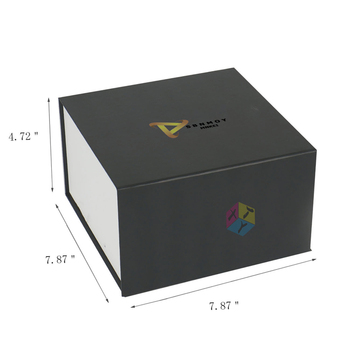 Black Gift Paper Packaging Graduation Cap Card Box Buy Cardboard