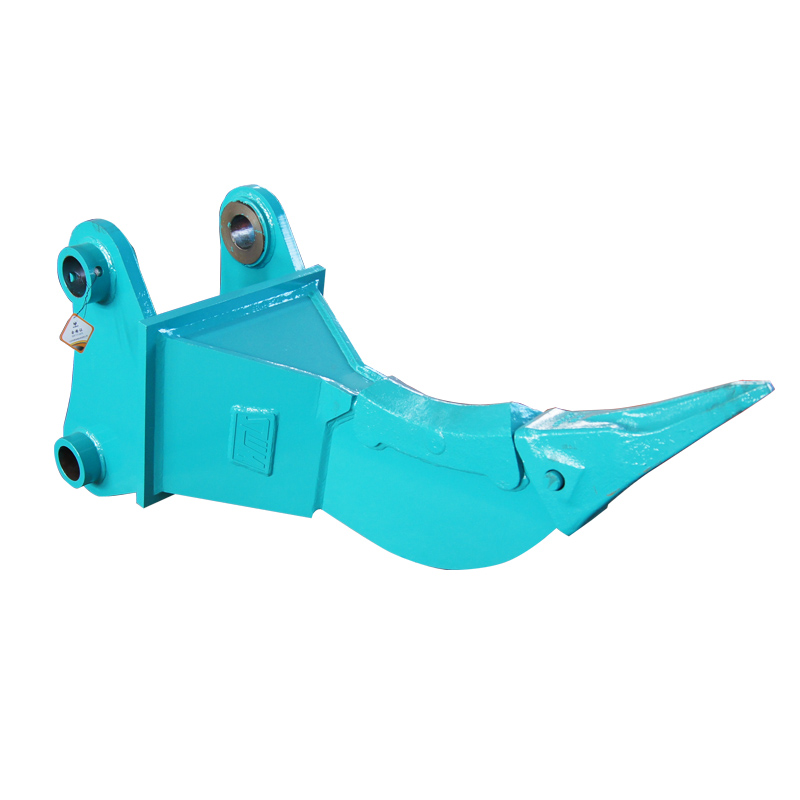 Heavy excavator rock single shank ripper for 30T excavator on sale