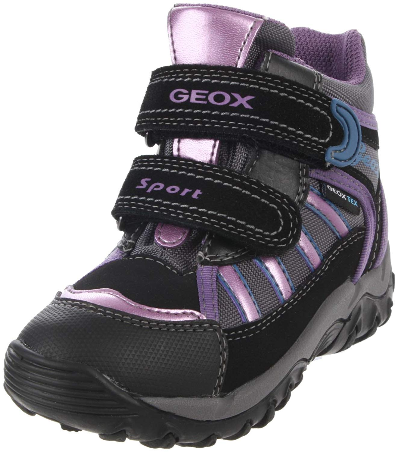 fdf448a666 Get Quotations · Geox Kid s Alaska 4 Snow Boot (Toddler Little Kid Big ...