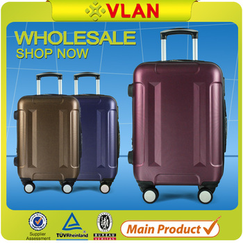 Best Brand Vlan 4 Wheels Travel Trolley Luggage Bag - Buy 4 Wheels ...