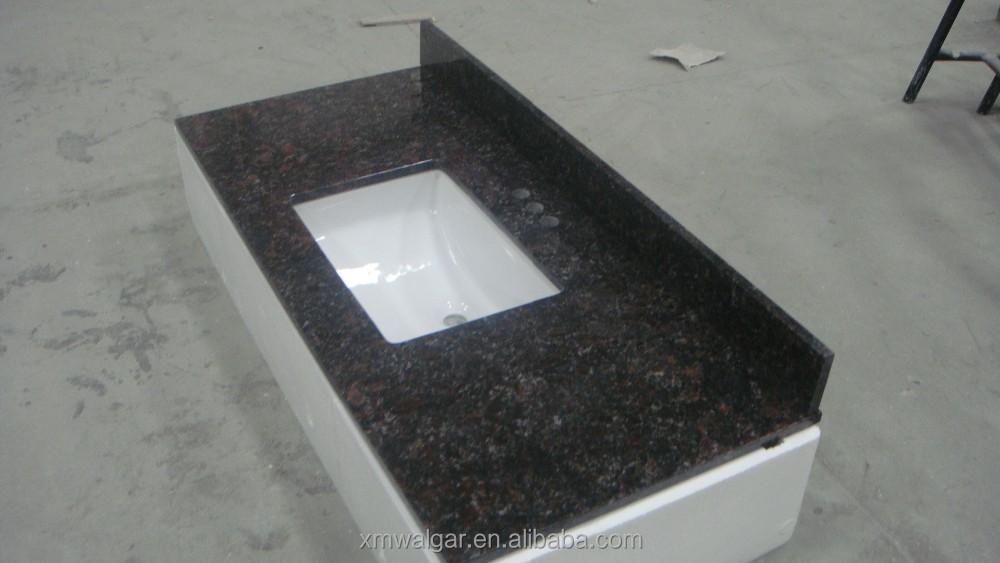 Derni res moul vier de 2015 stratifi comptoir de cuisine noir comptoir de granit prix au - Prijs graniet werkblad ...
