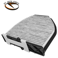 Auto engine AC carbon cabin filter A2128300018 A2128300118 A2048300018 A2048300518 for German car