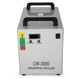 CW-3000 Thermolysis Industrial Water Cooler Chiller 9L Cooling Tank Machine