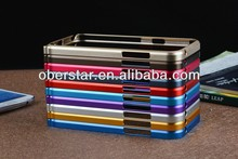 hot selling metal aluminium bumper case for samsung galaxy note 2 n7100