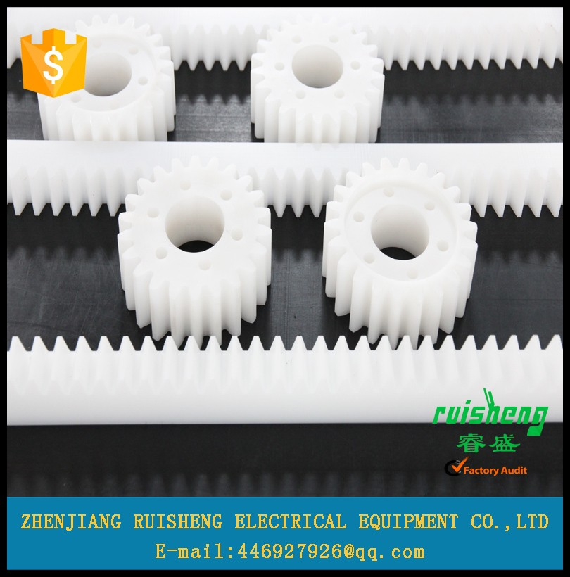 Plastic Gear Rack/worm Gear And Rack/nylon Rack And Pinion