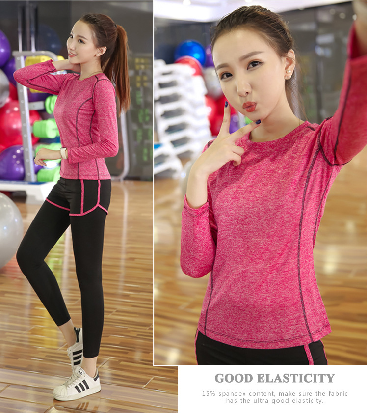 Fitness Suits Yoga Clothing 13