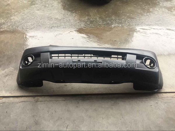 Replacement Front Bumper For Chevrolet Colorado 2009 Model