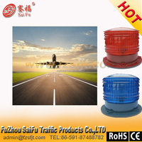 Solar Barricade Light - Type A&c Hazard Dual Function