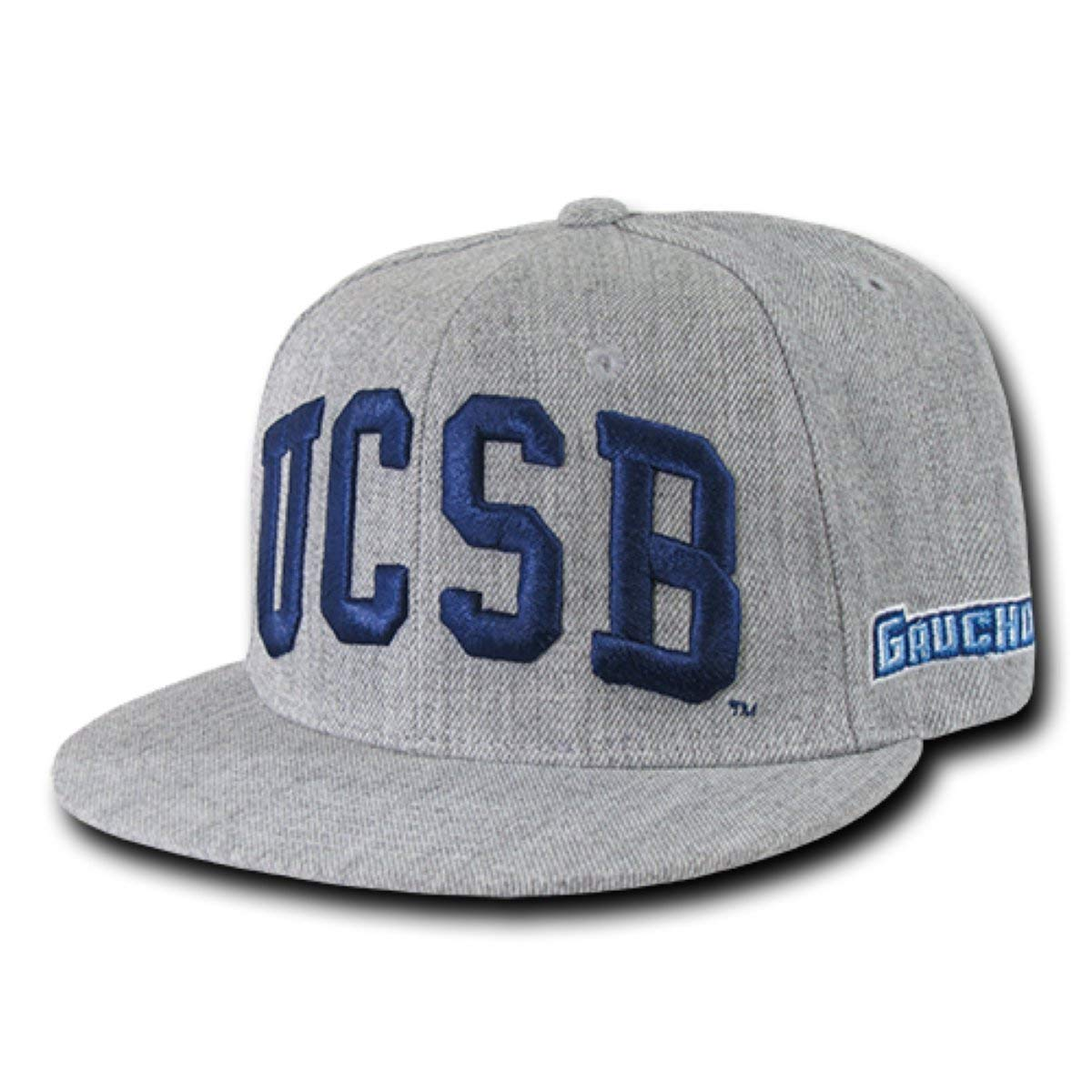 c9ec1fdf25f98 Get Quotations · W Republic Apparel Game Day Snapback (UC Santa Barbara)