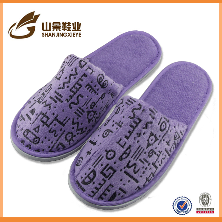 high quality skidproof material slipper women slipper ladies indoor slippers