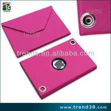 for ipad mini envelope style stand pu case