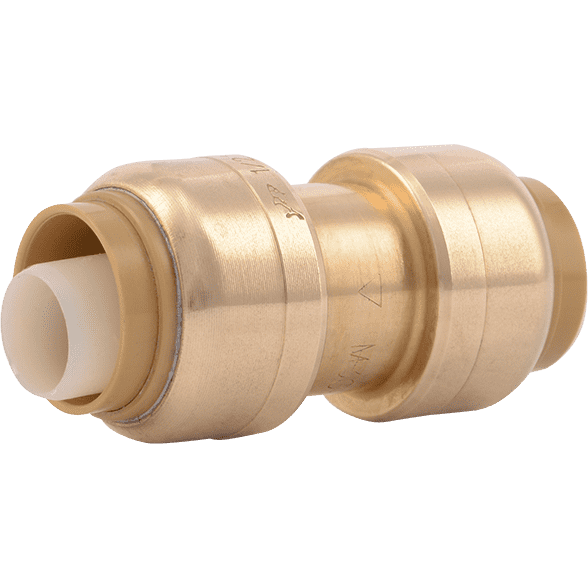 Push fit <strong>Fitting</strong> for PEX Pipe for Potable Water Straight 20mm