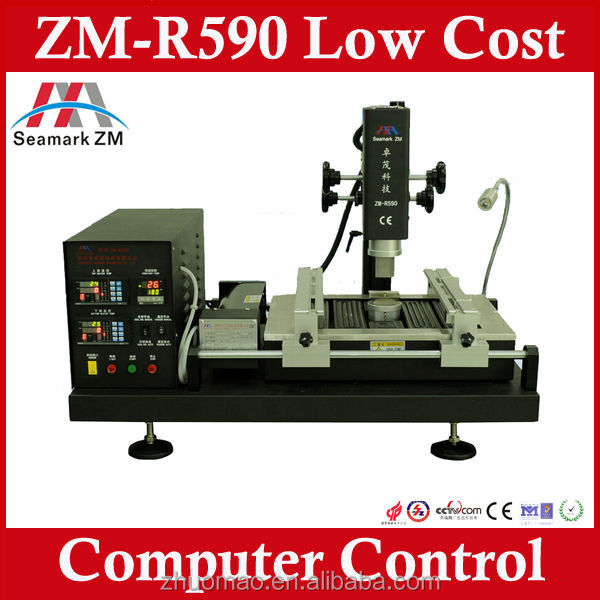 BGA rework Company repairing mobile phone system ZM-R590 with high technology