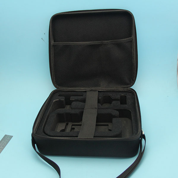 China manufacturer waterproof EVA hard plastic case with foam