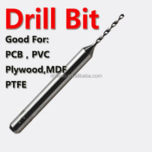 0.05mm to 3.2mm Micro Carbide PCB Drill Bits