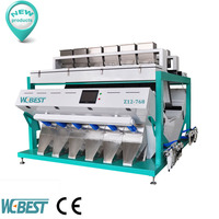 Excellent Quality engineer oversea service available peanut/sea food CCD Color Sorter