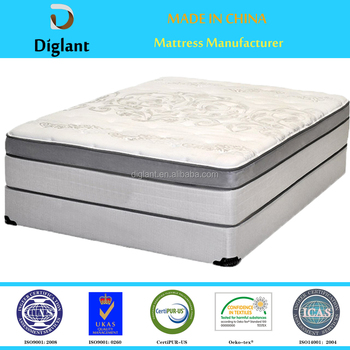 Soft Pillow Top Memory Foam 5 Zone Memory Foam Single Bed