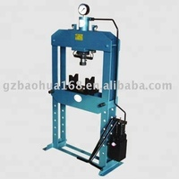 Foot Hydraulic Shop press JTY Series