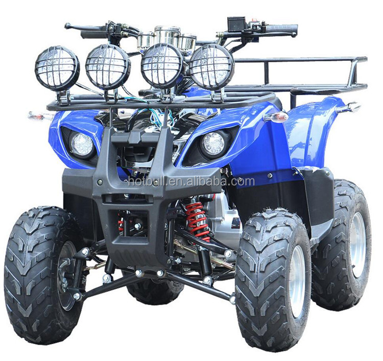 2017 high quality 125cc 4 wheel quad bike