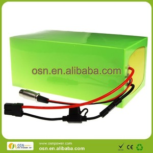 E bike/tricycle/scooter 48V 20ah Lifepo4 battery