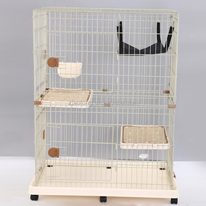 Multilayer Pet Product Cat Cage And Cat House For Cat