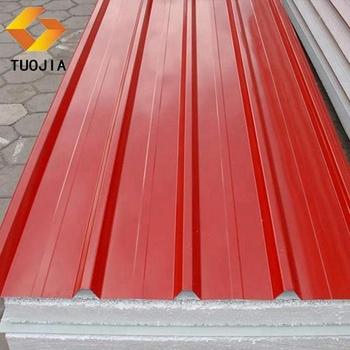 Coloured Zinc Corrugated Roofing Sheet Corrugated Steel