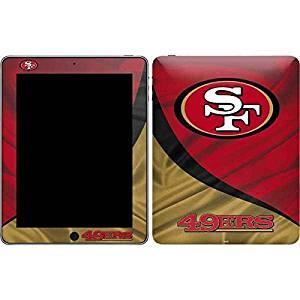 NFL San Francisco 49ers iPad Skin - San Francisco 49ers Vinyl Decal Skin For Your iPad