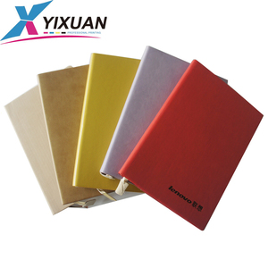 handmade gifts custom diary simili leather notebook made in china