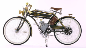 Vintage 2 stroke engine motor gasoline bike gasoline bicycle