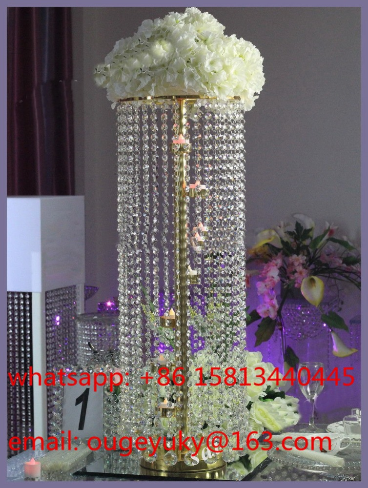Modern crystal chandelier centerpiecesgold wedding centerpieces for modern crystal chandelier centerpiecesgold wedding centerpieces for table buy table top chandelier centerpieces for weddingssale crystal chandelier aloadofball Image collections