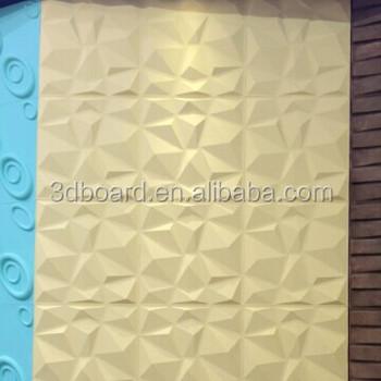 Fiber Cement Exterior Wall Panel 3d Board Vinyl Coated Gypsum Panel ...