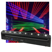 In movimento Testa 8 Occhi <span class=keywords><strong>Laser</strong></span> Rosso + 8x3 w Led Club di <span class=keywords><strong>Luce</strong></span> <span class=keywords><strong>Laser</strong></span> Bar