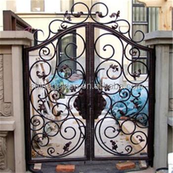 Wrought Iron Gate/Ornamental Garden Gate
