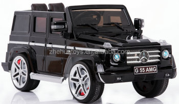 mercedes benz g55 amg open door license car 12v kids electric car ride on car in