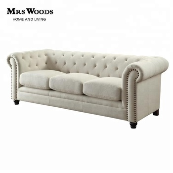 Mid-Century Modern Classic sofa Chesterfield Classic Contemporary Sofa living room sofa