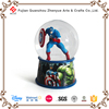Custom Resin Glass Snow Globe for Cartoon Character,Souvenir Water ball