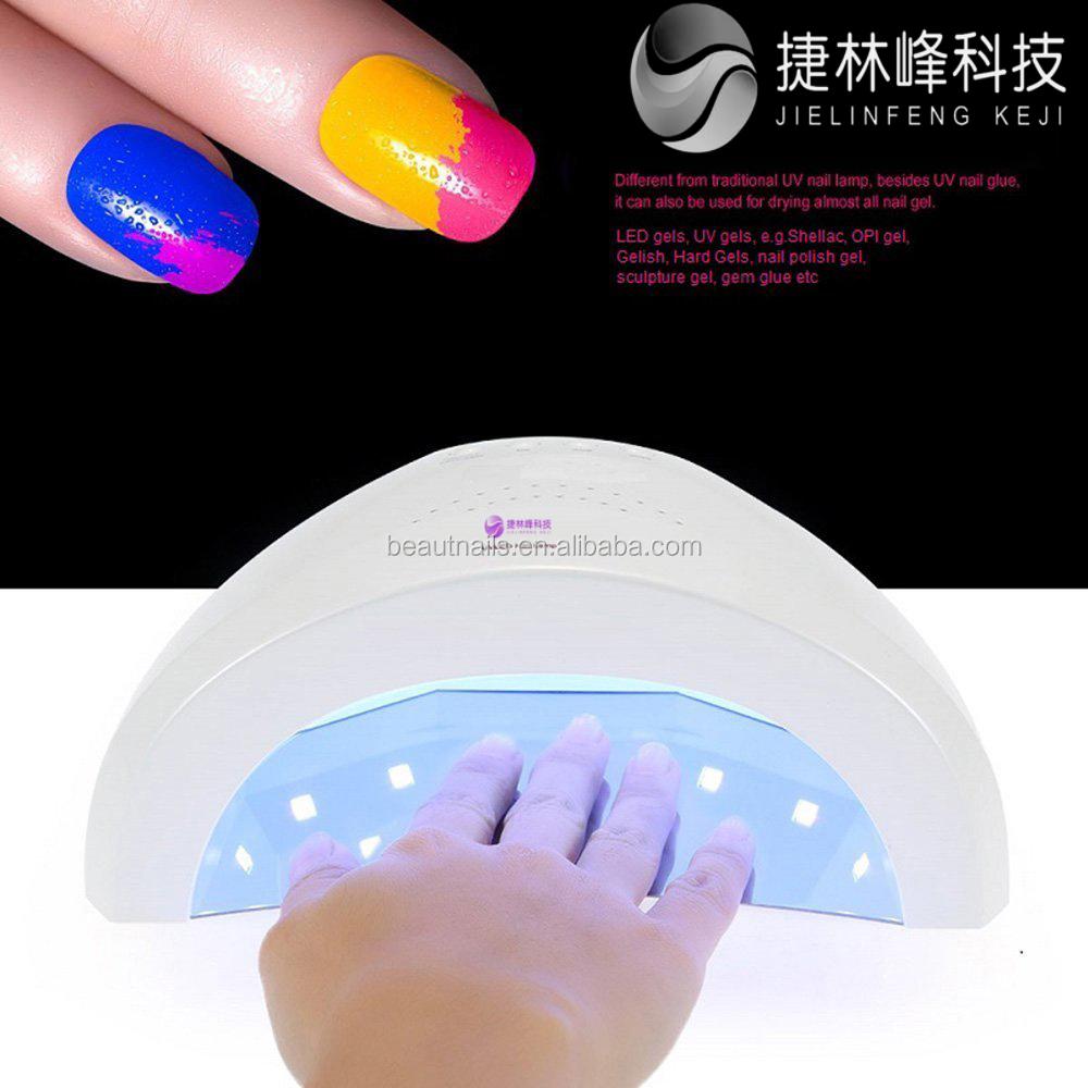 Sunone Led Uv Gel Curing Lamp Light Nail Polish Dryer Machine Nail ...