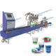 Automatic Canister Japanning Weighing Filling Machine