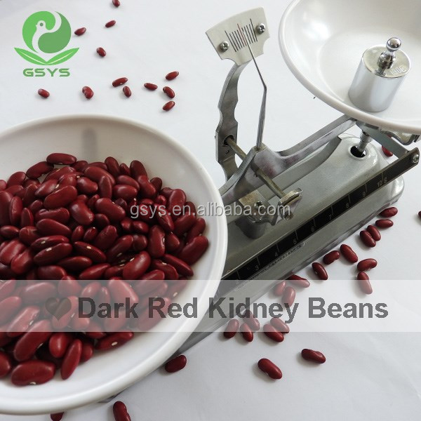 2015 Crop Kidney Beans Dark Red British Type competitive price