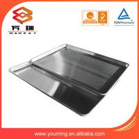Chinese oval pizza pan shaped aluminum cake pan